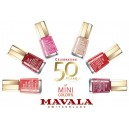 Mavala Esmalte Coleccion 50 Aniversario